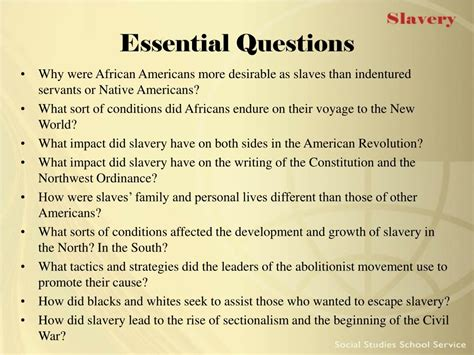 how did sectionalism lead to the civil war ppt slavery powerpoint presentation id 332195