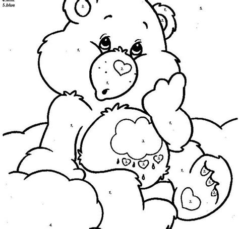 printable coloring pages easy easy color by number printables az coloring pages