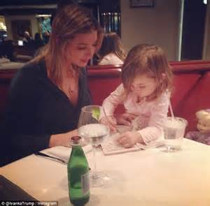 Ivanka Trump Takes Daughter Arabella On A Toy Store Shopping Spree For » Home Design 2017