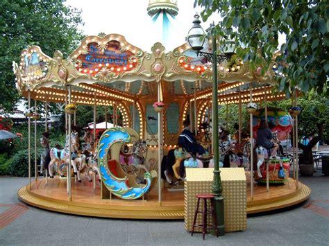 amusement park ride roof merry go technical park amusement rides and