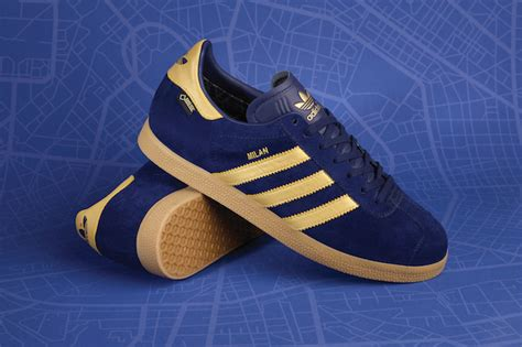 adidas city series the size x adidas originals gazelle gtx milan is next