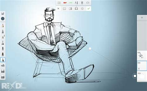 Autodesk Sketchbook Pro 3 7 5 Apk Unlocked Android