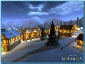 3d winter screensavers windows 7   Download free