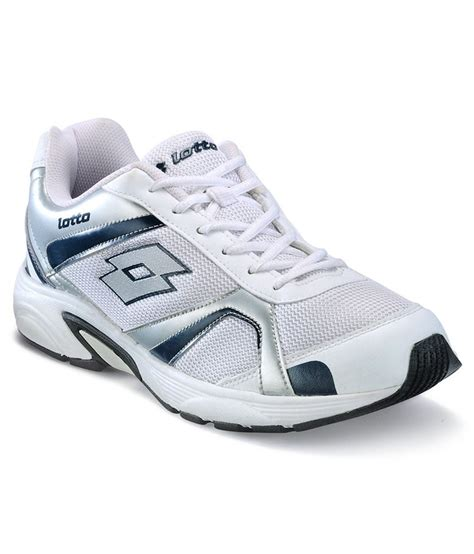 lotto crator white sport shoes price in india buy lotto