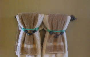 Bathroom Towels Decoration Ideas by Towel Decorations Shaping Spaces Group Blog