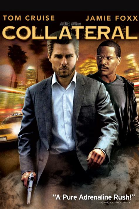 movies tom cruise jamie foxx collateral movie poster tom cruise jamie foxx jada