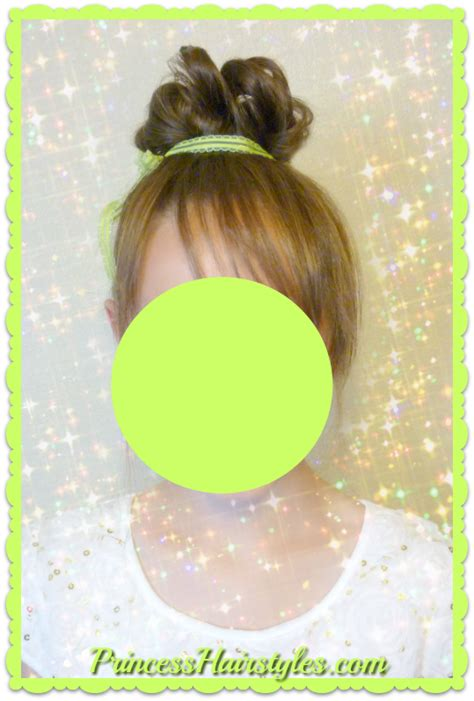tinkerbell hairstyle tinker bell hair tutorial hairstyles for girls