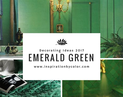 emerald green home decor emerald green decorating ideas 2017 inspiration by color