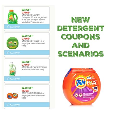 free printable tide laundry soap coupons printable gain laundry detergent coupons 2017 2018