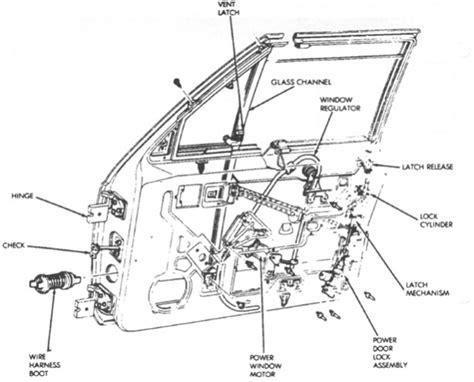 jeep grand power window diagram jeep free