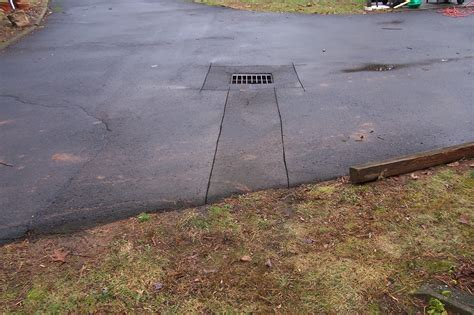 catch basin in backyard catch basin installation country landscaping llc