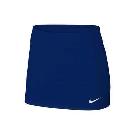nike power spin skirt royal 840170 493 s tennis