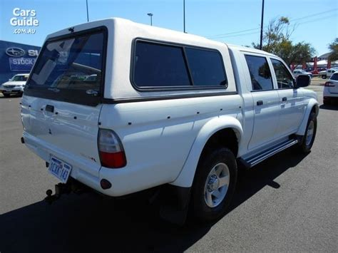 mitsubishi triton 2005 2005 mitsubishi triton glx r 4x4 for sale manual ute