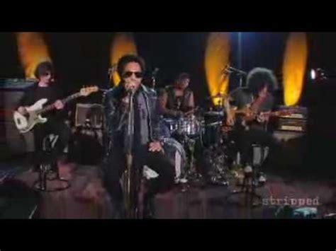 New Lenny Kravitz Ill Be Waiting by Lenny Kravitz I Ll Be Waiting Live Alternative Version