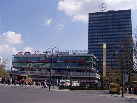 berlin centre 187 europa center berlin guide in