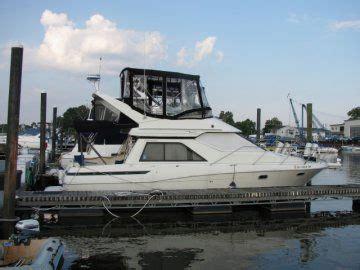 boat rentals bay head nj 1997 bayliner 3488 34 foot 1997 fishing boat in