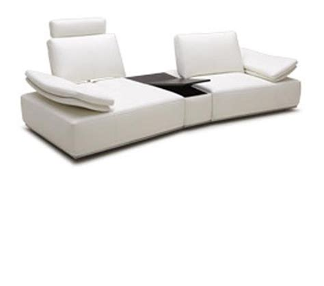 dreamfurniture modern single sofa with reclining