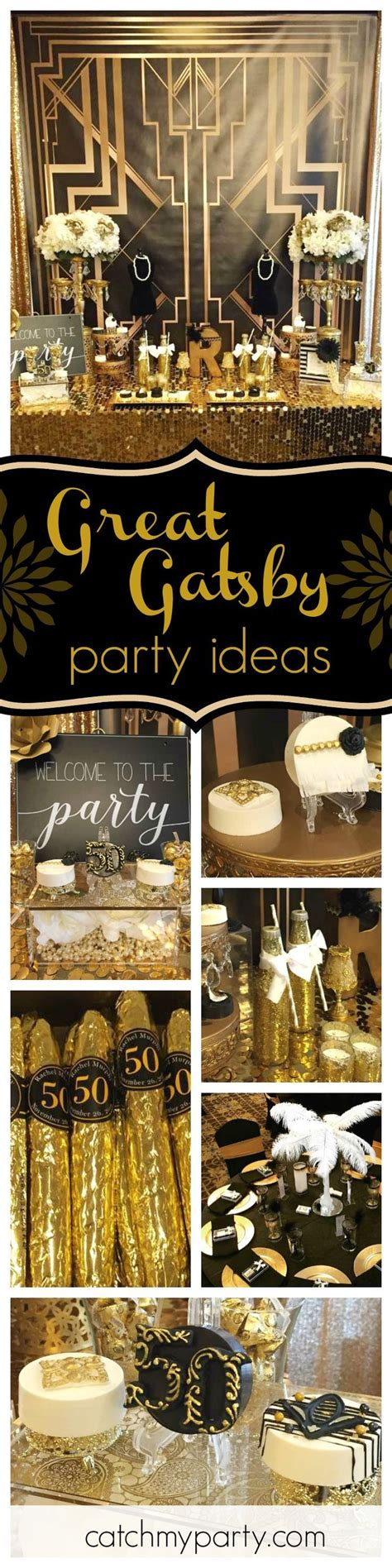 good party themes great gatsby birthday quot the roaring 20 s great gatsby
