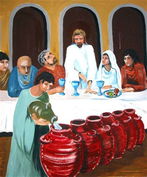 Hochzeit Kana by Seelsorge Durch Die Bibel