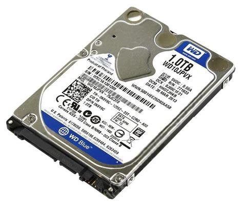 Harddisk Wd Blue 1tb 5400rpm 2 5 Sata wd10jpvx 75jc3t0 western digital drive