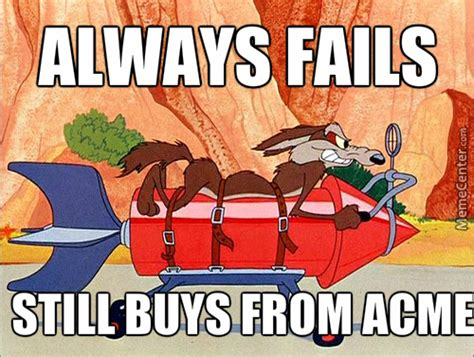 Wile E Coyote Meme - wile e coyote memes best collection of funny wile e