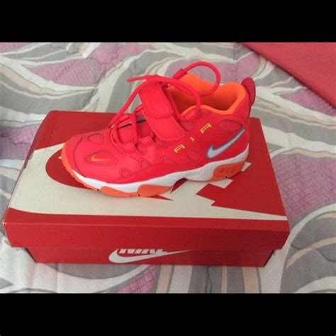 bright pink sneakers 58 nike shoes bright pink and orange sneakers from