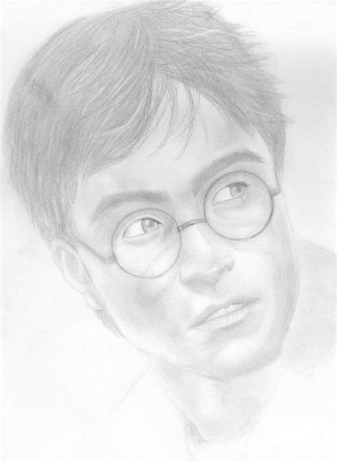 harry potter drawing on Tumblr