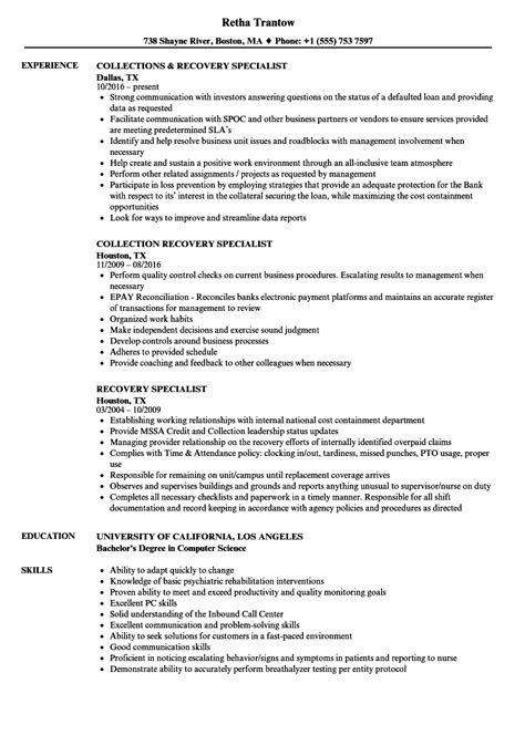 Mitigation Specialist Sle Resume by Resume Cover Letter Title Exles Resume Cover Letter Resume Letter Format Resume Cover