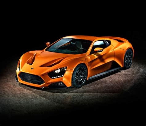 zenvo top speed – Zenvo ST1 Supercar   HiConsumption