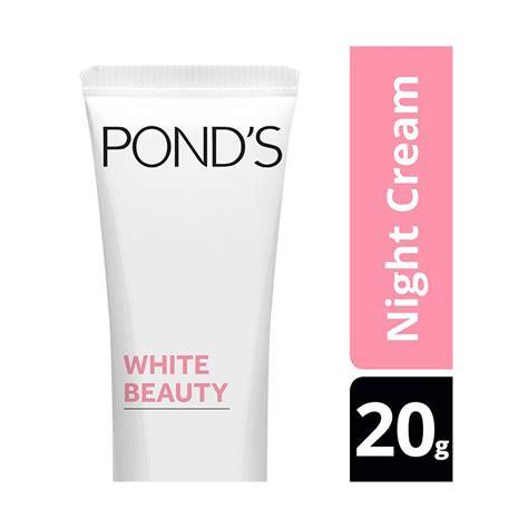 Ponds Moisturiser Perawatan Kulit Wajah jual new pond s white moisturizer 20 g harga kualitas terjamin