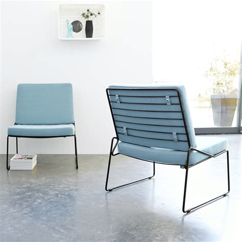 metal armchair tikamoon happy metal armchair acqua