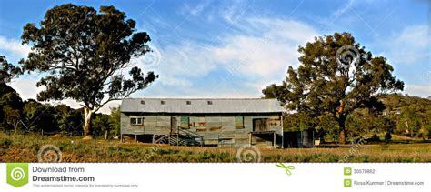 australian sheep shed stock photography image 30578862