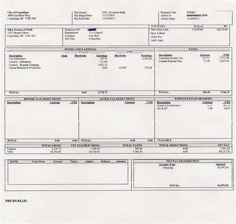 free paycheck stub template