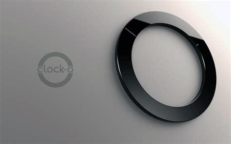 Minimal Furniture Design Analogital Clock Yanko Design