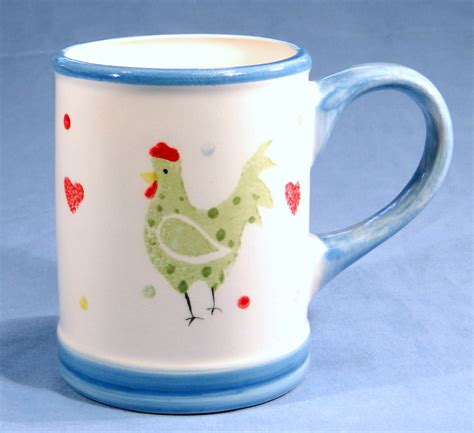 heart pattern mugs price and kensington chicken heart pattern coffee mug