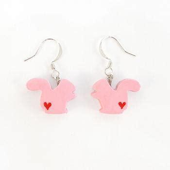 Auryn Pink mini neverending story auryn earrings on luulla