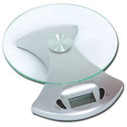 bilancia pesa alimenti digitale bilancia pesa alimenti digitale di precisione in vetro