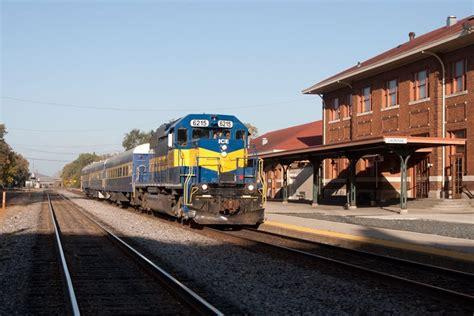 westbound cp passenger special b 41 trains magazine