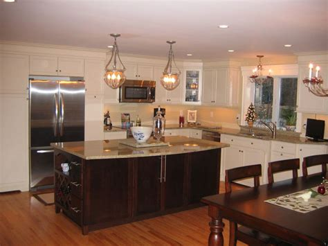 merillat kitchen islands 1000 images about customer projects on cherries glaze and countertops