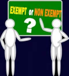 exempt or non exempt the confusing world of classifying