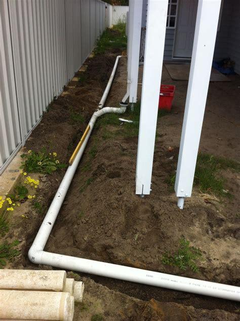 Concrete Patio Drainage Solutions by Concrete Drainage Perth Soakwells Driveway Drainage