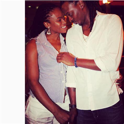 unathi msengana and husband unathi msengana sends the sweetest b day shoutout to her