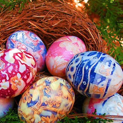 silk tie dyed eggs eggs silk ties silk