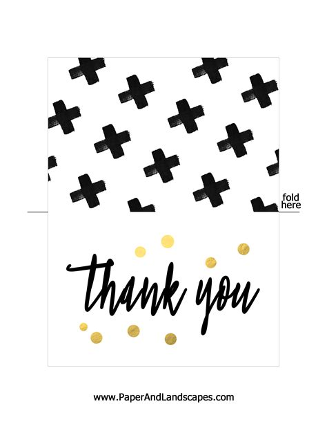 printable thank you card paper free printable thank you cards paper and landscapes
