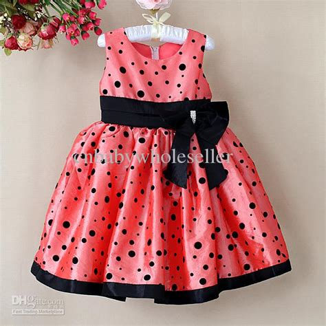 design children s clothes online new fashion baby girl princess dress pink girls party