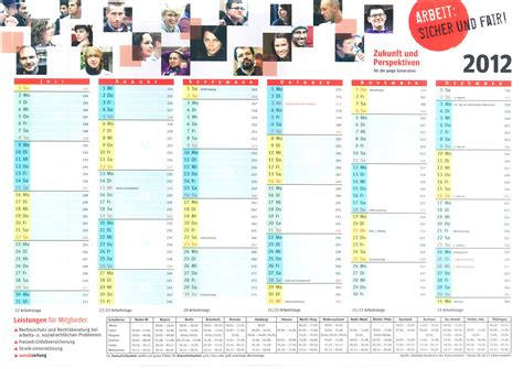 Igm Kalender 2016 Kalender 2012 Ig Metall Pforzheim