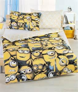 parure de lit pour enfants minions vente en ligne angela
