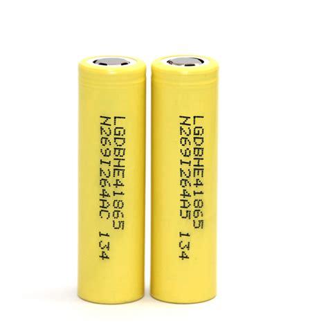 Wrap Baterai 18650 Warna Pembungkus Battery Vape Vapor lg he4 18650 li ion battery 2500mah 3 6v with flat top yellow jakartanotebook