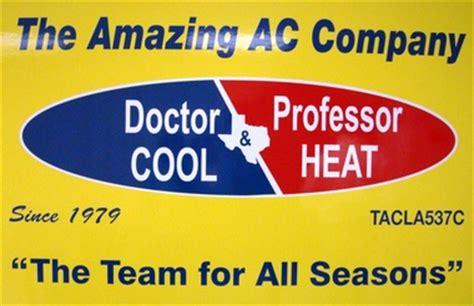 Plumbing Supply League City by Doctor Cool Professor Heat League City Tx