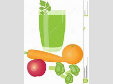 Green Smoothie stock vector. Illustration of alcoholic ... Green Juice Clipart
